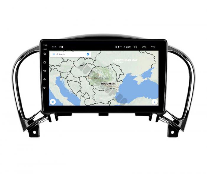 Navigatie Android Nissan Juke 2010-2015   AutoDrop.ro [14]