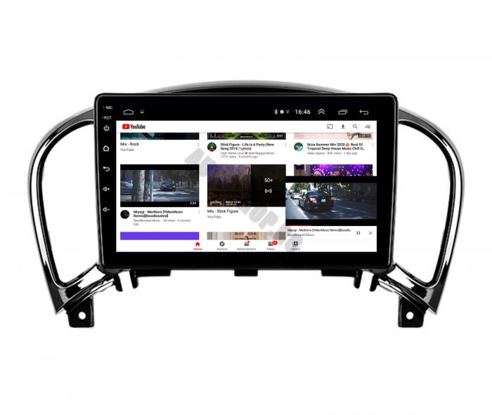 Navigatie Android Nissan Juke 2010-2015   AutoDrop.ro [8]
