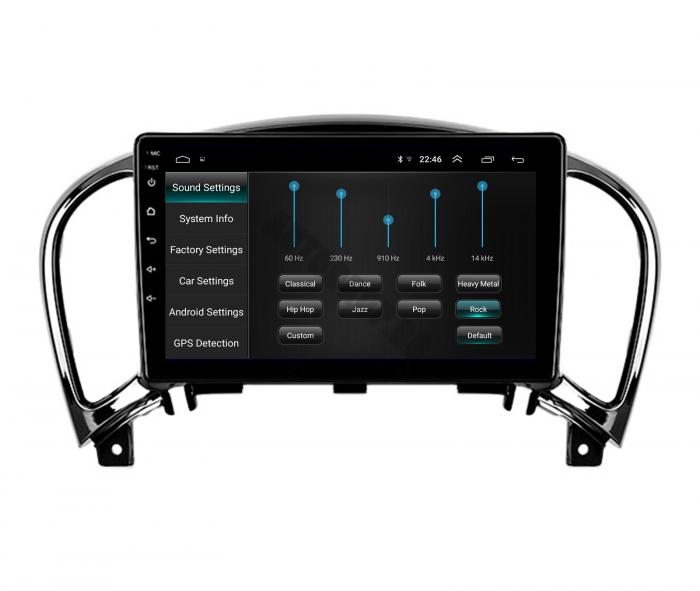 Navigatie Android Nissan Juke 2010-2015   AutoDrop.ro [5]