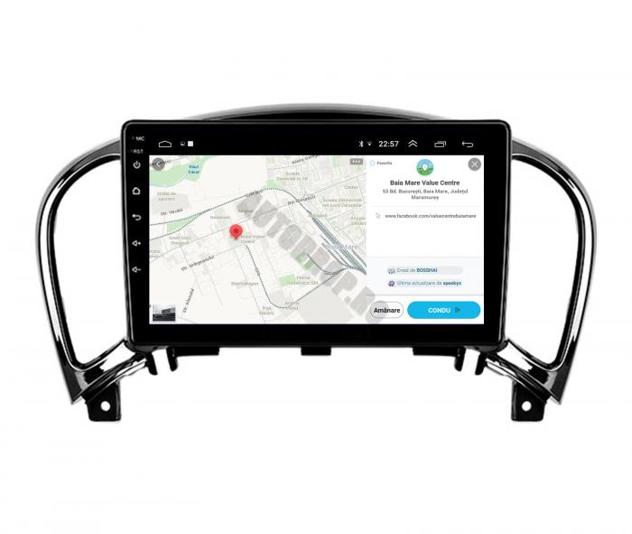 Navigatie Android Nissan Juke 2010-2015   AutoDrop.ro [11]