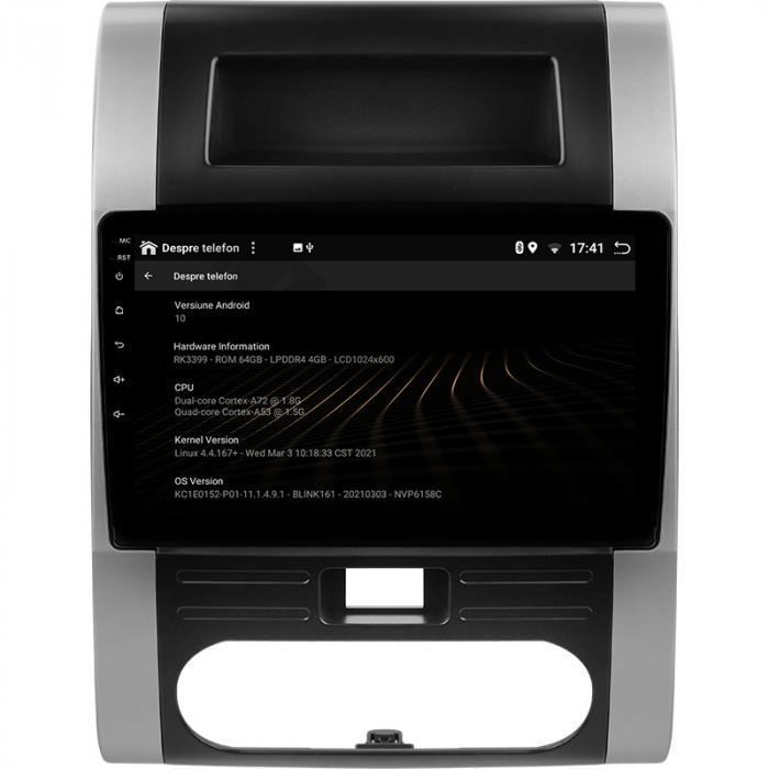 Navigatie Android 10 Nissan XTRAIL PX6 | AutoDrop.ro [14]