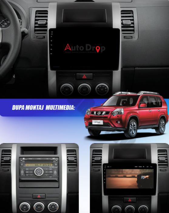 Navigatie Android 10 Nissan XTRAIL PX6 | AutoDrop.ro [18]