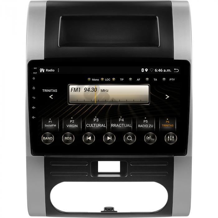 Navigatie Android 10 Nissan XTRAIL PX6 | AutoDrop.ro [3]