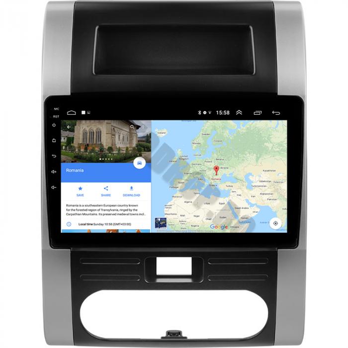 Navigatie Android 10 Nissan XTRAIL PX6 | AutoDrop.ro [10]