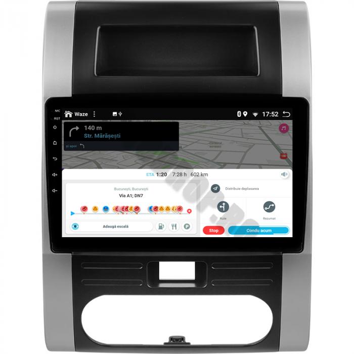 Navigatie Android 10 Nissan XTRAIL PX6 | AutoDrop.ro [11]