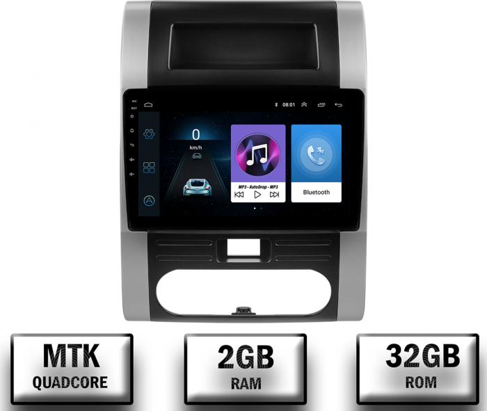 Navigatie Nissan X-Trail, Android, 2+32GB   AutoDrop.ro [0]