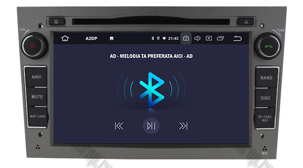 Navigatie GPS Opel Android 4GB RAM si 64GB ROM 6