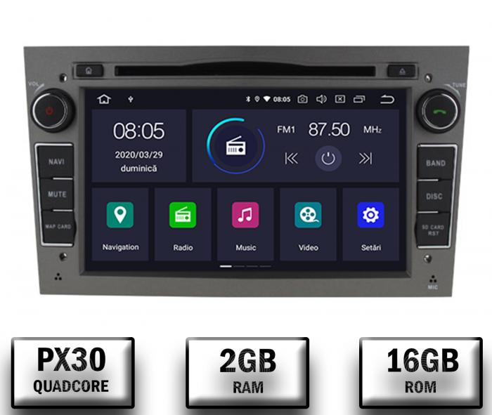 Navigatie Opel Android 10, 2GB + 16GB ROM | AutoDrop.ro [0]