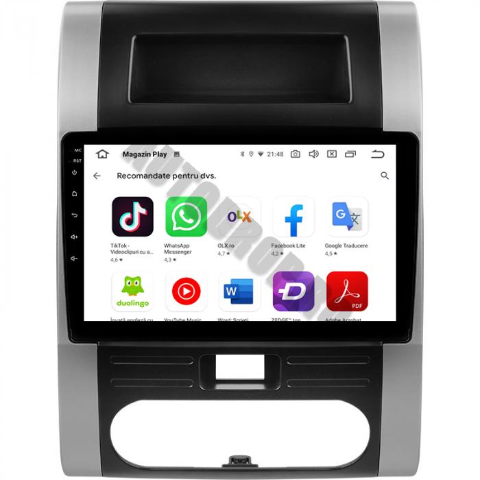 Navigatie Nissan X-Trail, Android, 1+16GB | AutoDrop.ro 15