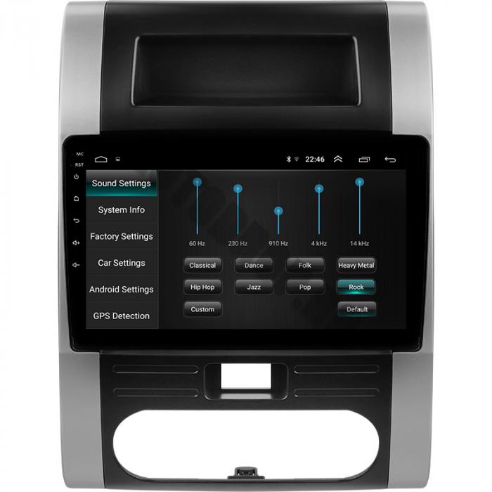 Navigatie Nissan X-Trail, Android, 1+16GB | AutoDrop.ro 6