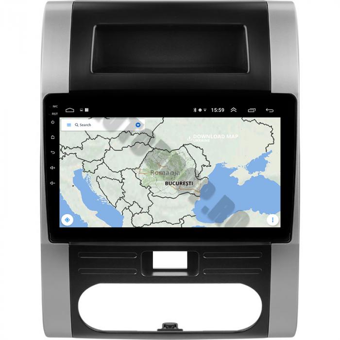 Navigatie Nissan X-Trail, Android, 1+16GB | AutoDrop.ro 14