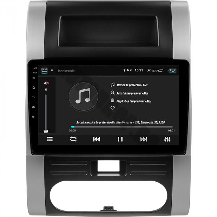 Navigatie Nissan X-Trail, Android, 1+16GB | AutoDrop.ro 5