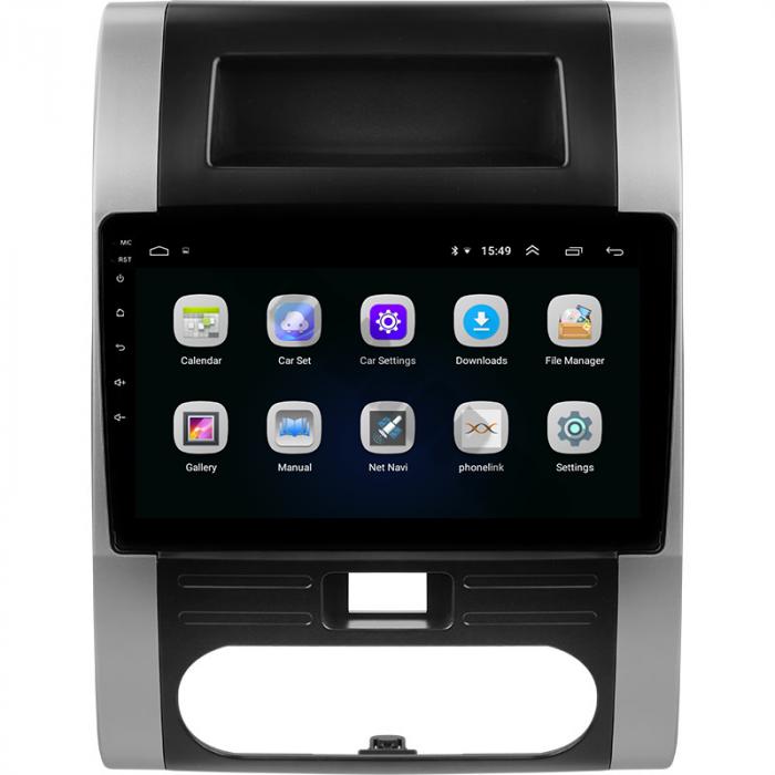 Navigatie Nissan X-Trail, Android, 1+16GB | AutoDrop.ro 3