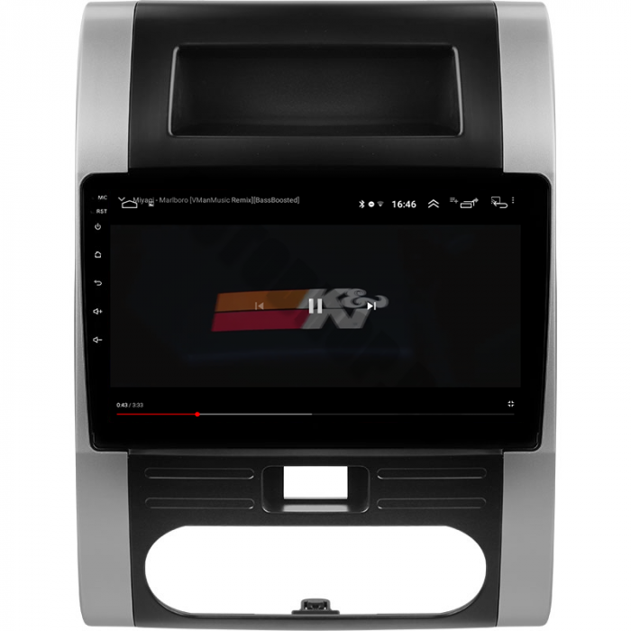 Navigatie Nissan X-Trail, Android, 1+16GB | AutoDrop.ro 16