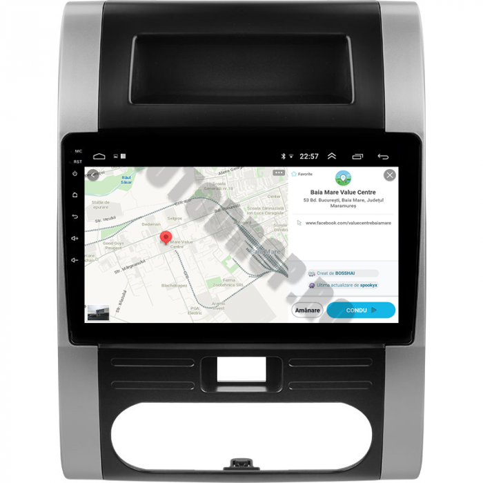 Navigatie Nissan X-Trail, Android, 1+16GB | AutoDrop.ro 12