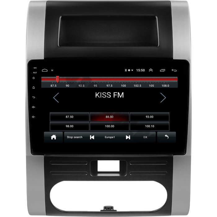 Navigatie Nissan X-Trail, Android, 1+16GB | AutoDrop.ro 1