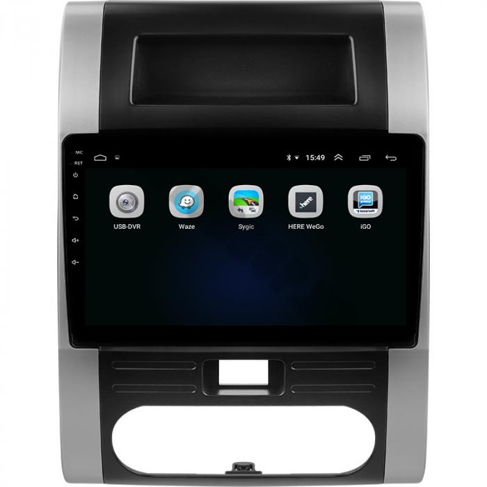 Navigatie Nissan X-Trail, Android, 1+16GB | AutoDrop.ro 4