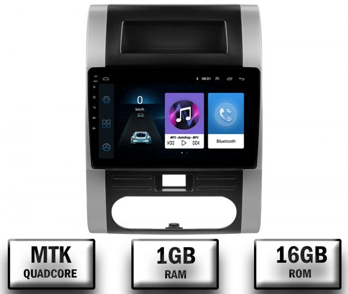 Navigatie Nissan X-Trail, Android, 1+16GB | AutoDrop.ro 0