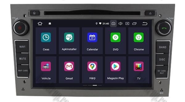 Navigatie Opel Android 10, 2GB + 16GB ROM | AutoDrop.ro 2
