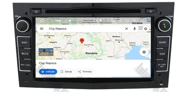 Navigatie Dedicata GPS Opel, Android 10 | AutoDrop.ro 9