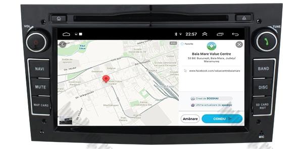 Navigatie Dedicata GPS Opel, Android 10 | AutoDrop.ro 10