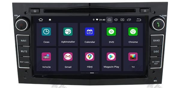 Navigatie Dedicata GPS Opel, Android 10 | AutoDrop.ro 2