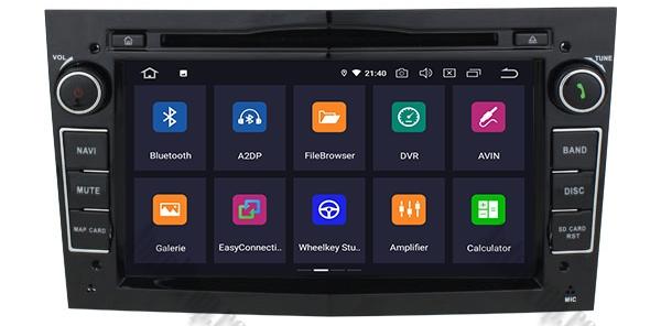 Navigatie Dedicata GPS Opel, Android 10 | AutoDrop.ro 1