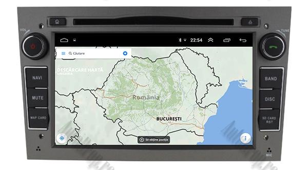 Navigatie GPS Opel Android 4GB RAM si 64GB ROM 12
