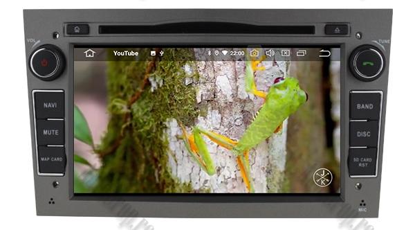Navigatie GPS Opel Android 4GB RAM si 64GB ROM 10