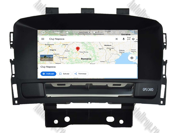 Navigatie Auto Dedicata Opel Astra J | AutoDrop.ro 15