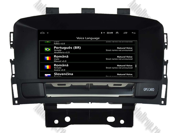 Navigatie Auto Dedicata Opel Astra J | AutoDrop.ro 8
