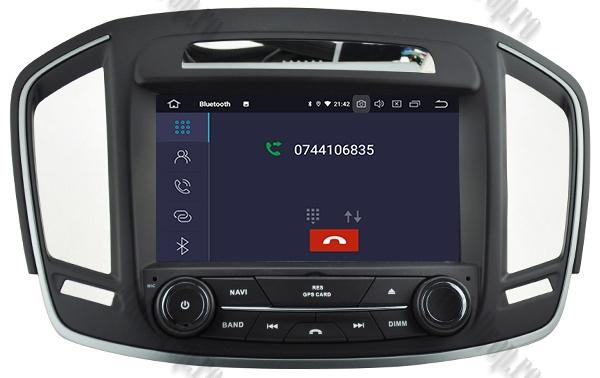 Navigatie Android Opel Insignia 2014 2GB +16GB ROM 5