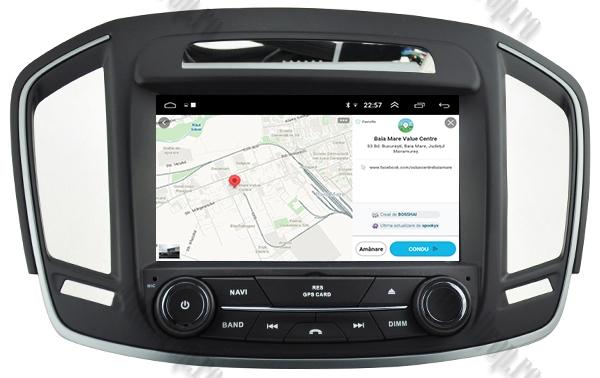 Navigatie Android Opel Insignia 2014 2GB +16GB ROM 13