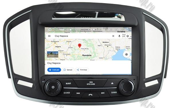 Navigatie Android Opel Insignia 2014 2GB +16GB ROM 14
