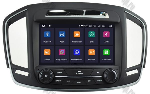 Navigatie Android Opel Insignia 2014 2GB +16GB ROM 2