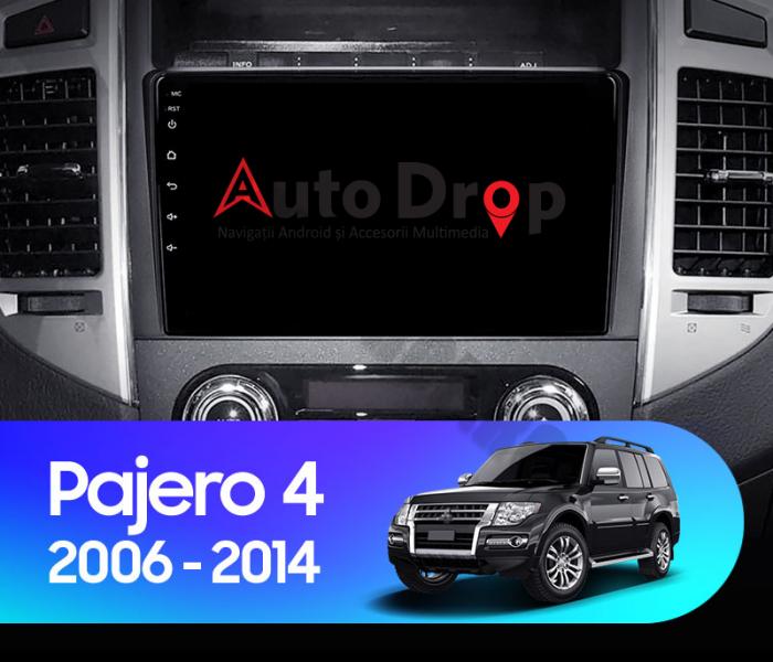 Navigatie Android Pajero 2006-2014   AutoDrop.ro [16]