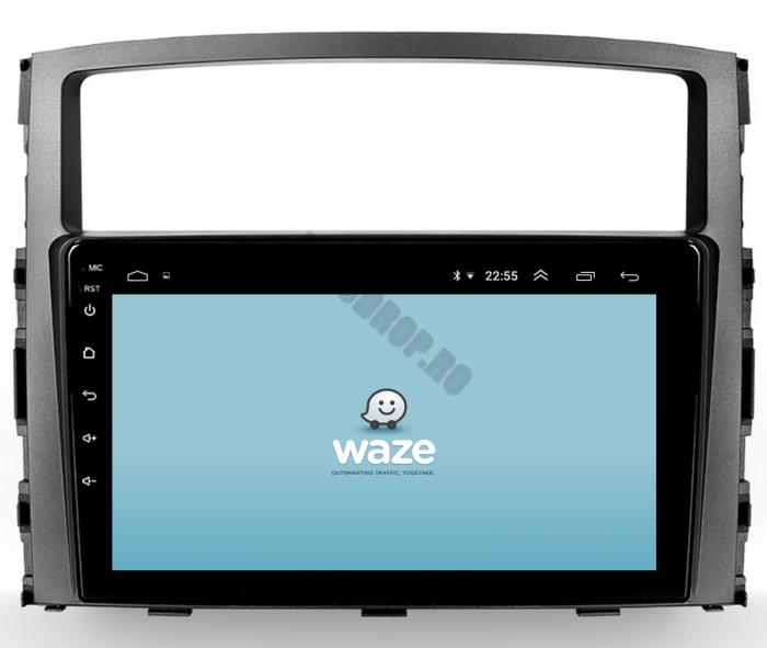 Navigatie Android Pajero 2006-2014 2GB | AutoDrop.ro [10]