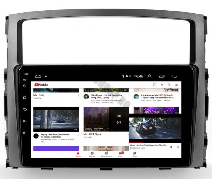 Navigatie Android Pajero 2006-2014   AutoDrop.ro [9]