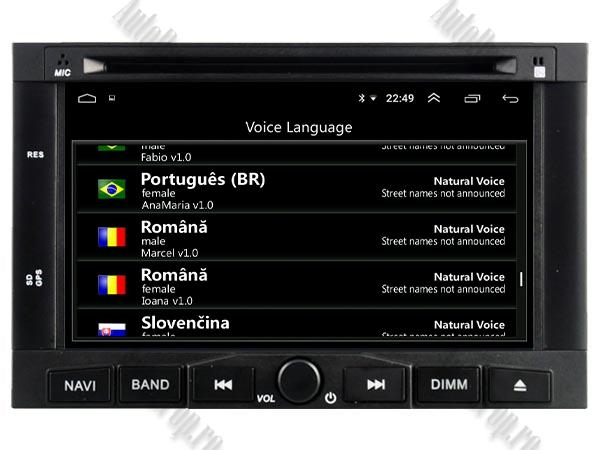 Navigatie Peugeot 3008/5008 cu Android 9 - AD-BGWPGTX008P3 8