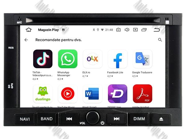 Navigatie Peugeot 3008/5008 cu Android 9 - AD-BGWPGTX008P3 9