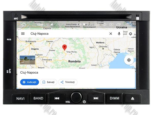 Navigatie Peugeot 3008/5008 cu Android 9 - AD-BGWPGTX008P5 13