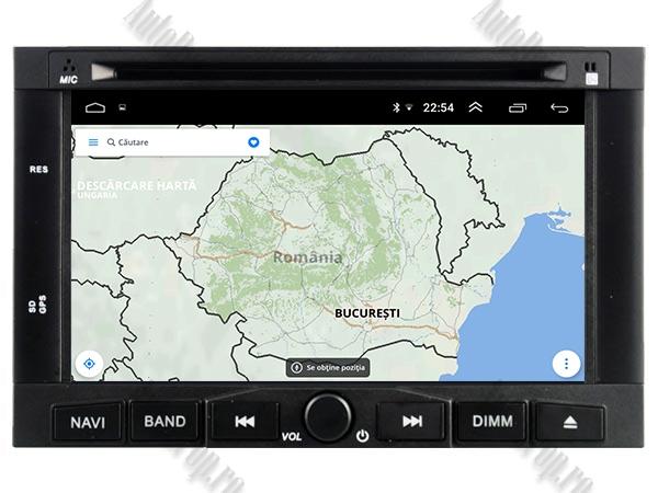 Navigatie Peugeot 3008/5008 cu Android 9 - AD-BGWPGTX008P3 12
