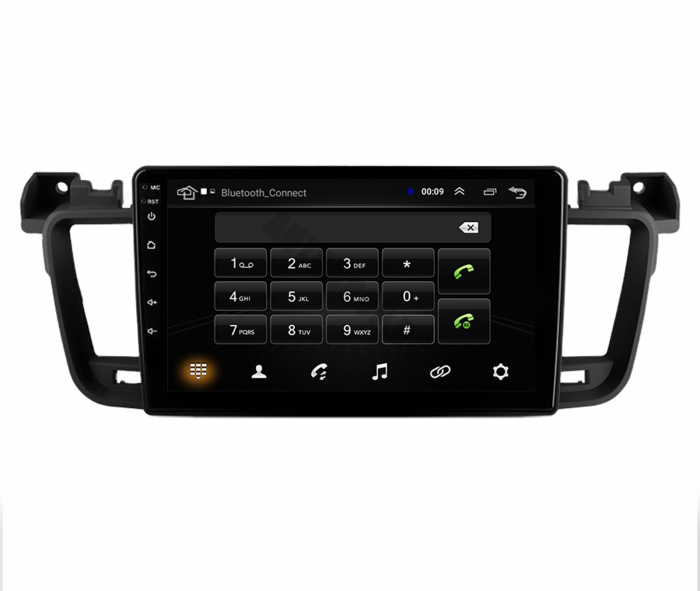 Navigatie Android Peugeot 508 2010-2018   AutoDrop.ro [5]