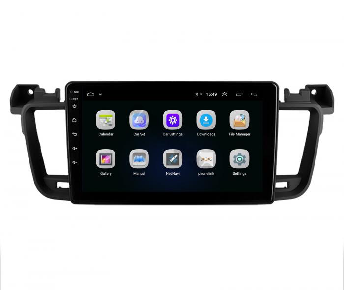 Navigatie Android Peugeot 508 2010-2018   AutoDrop.ro [3]