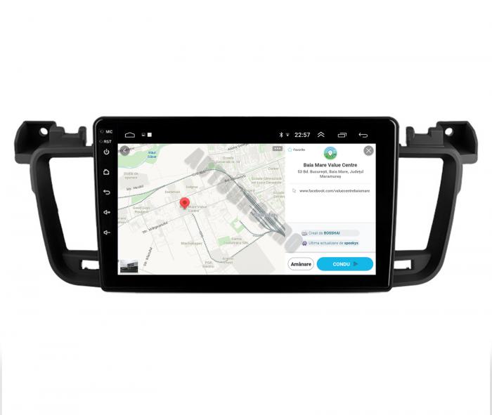 Navigatie Peugeot 508 2010-2018 2+32GB | AutoDrop.ro [11]