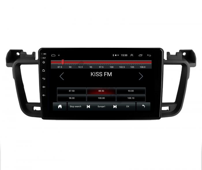 Navigatie Android Peugeot 508 2010-2018   AutoDrop.ro [1]