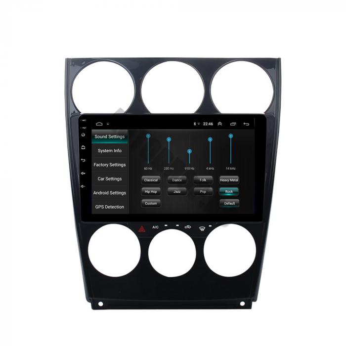 Navigatie Mazda 6 cu Android si GPS | AutoDrop.ro 6