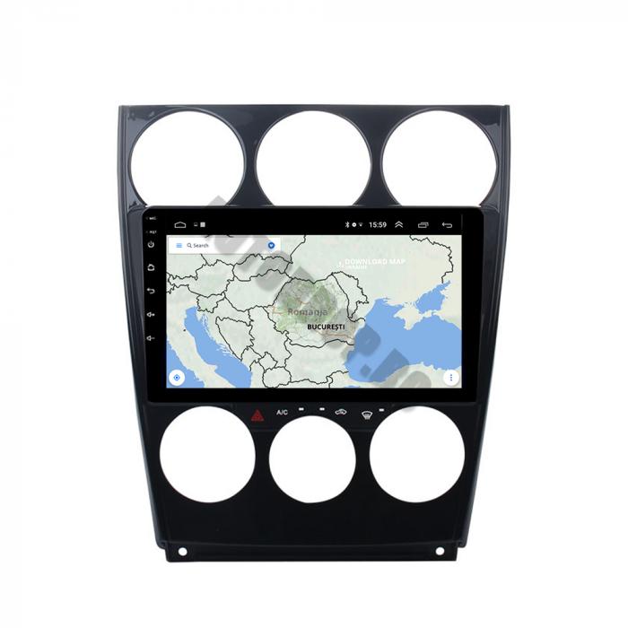 Navigatie Mazda 6 cu Android si GPS | AutoDrop.ro 12