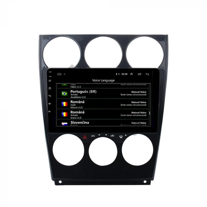 Navigatie Mazda 6 cu Android 2+32GB   AutoDrop.ro 8