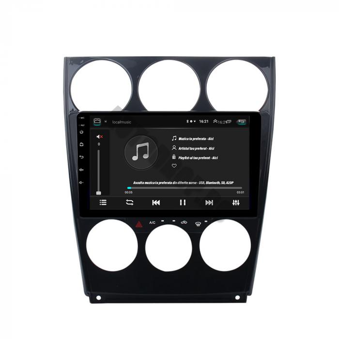 Navigatie Mazda 6 cu Android 2+32GB   AutoDrop.ro 5